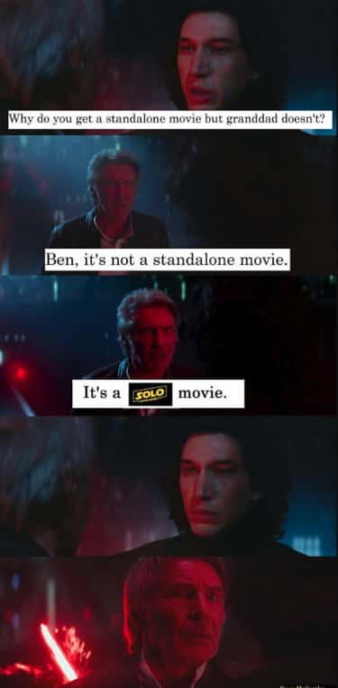 28 Memes That Try To Make Sense Of The Star Wars Sequel Trilogy