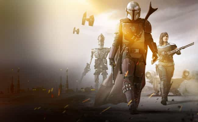 New Republic Politics Wi... is listed (or ranked) 4 on the list 'The Mandalorian' Season 2 Fan Theories