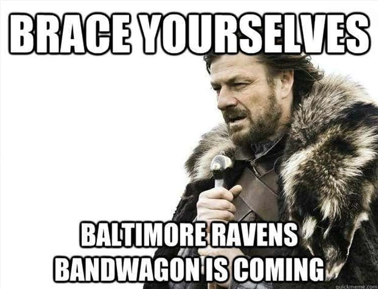 The 20 Funniest Baltimore Ravens Memes Ranked