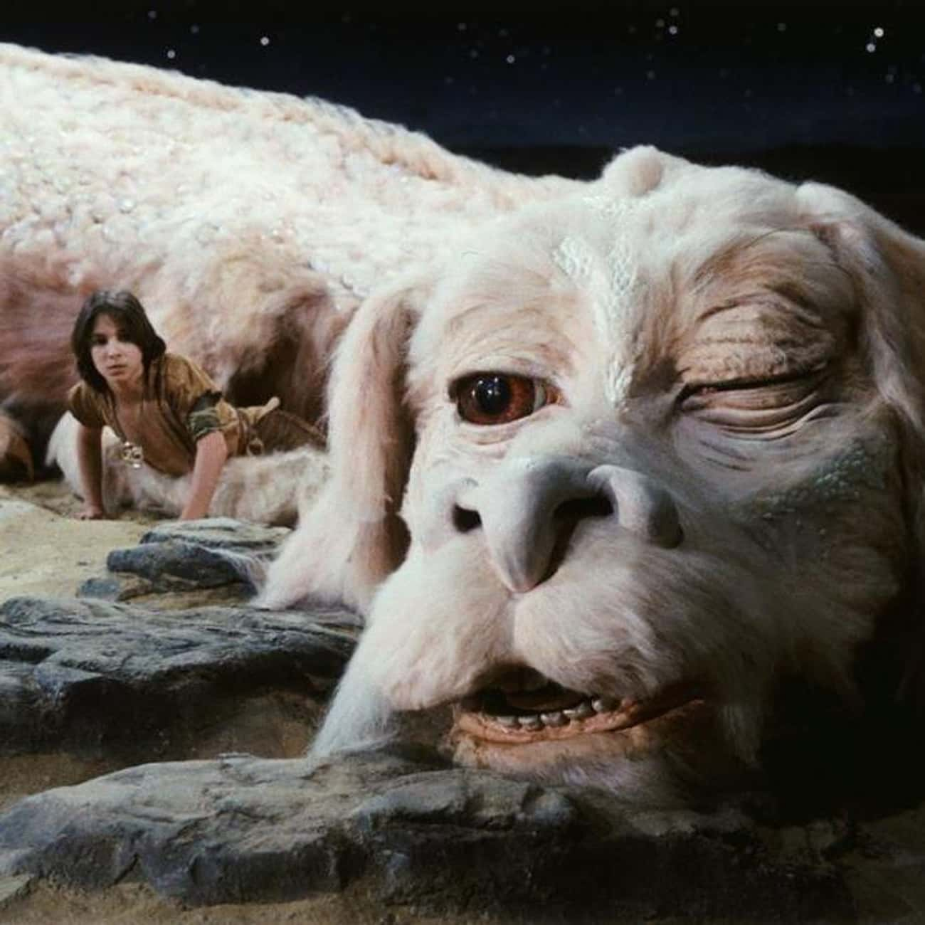 On A Quest is listed (or ranked) 1 on the list The Most Fantastical Quotes From 'The NeverEnding Story'