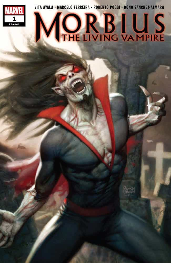 Morbius is listed (or ranked) 1 on the list The Best Morbius Storylines To Get To Know The Character