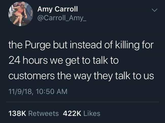 The Real Horror is listed (or ranked) 4 on the list 25 Karen Memes That Will Make You Want To Talk To The Manager