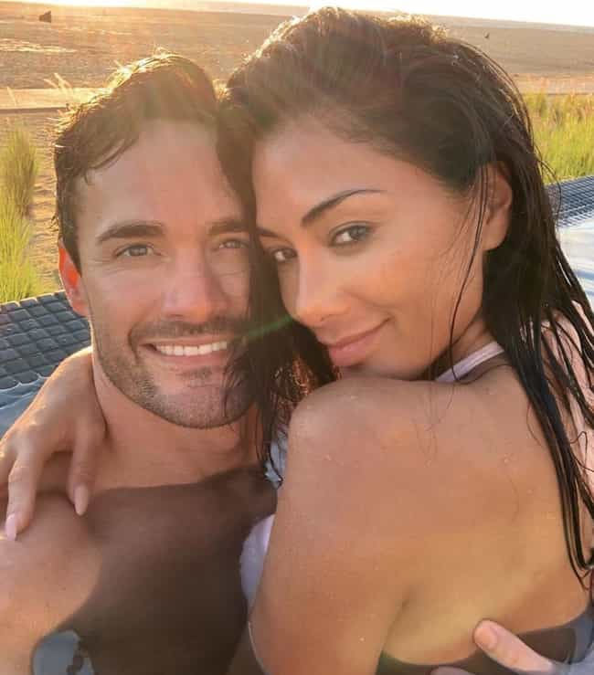 Nicole Scherzinger &... is listed (or ranked) 3 on the list The Best New Celebrity Couples Of 2020