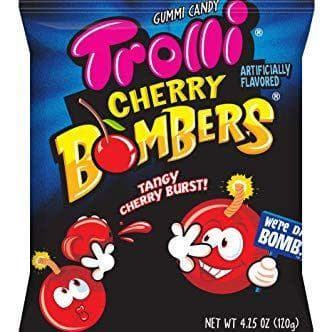 Trolli Cherry Bombers on Random Best Tasting Cherry Flavored Things