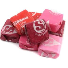 Cherry Starburst is listed (or ranked) 19 on the list The Best Tasting Cherry Flavored Things