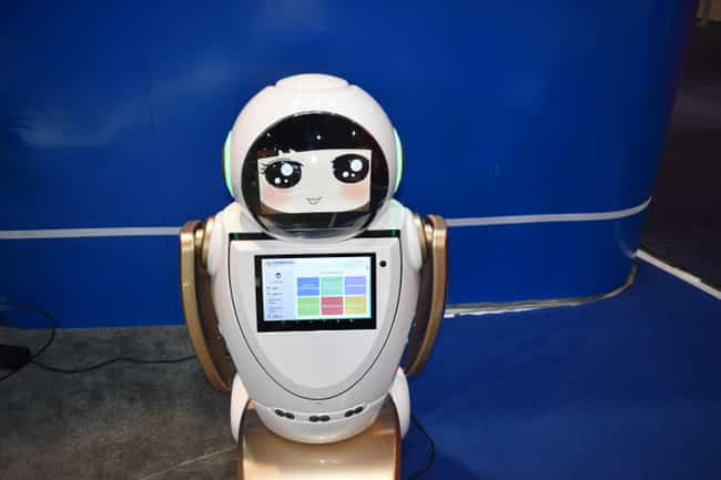 ChuangChuang is listed (or ranked) 2 on the list 10 Coolest Robots We Ran Into at CES 2020