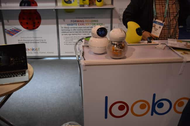 Loobot is listed (or ranked) 4 on the list 10 Coolest Robots We Ran Into at CES 2020