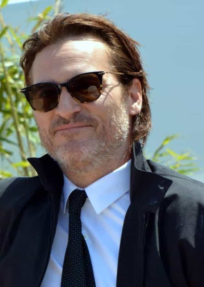Joaquin Phoenix Said His... is listed (or ranked) 1 on the list 14 Heartbreaking Stories From Joaquin Phoenix's Tragic Family
