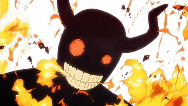 Fire Force Season 2 is listed (or ranked) 1 on the list The 15 Best New Horror & Supernatural Anime Coming in 2020