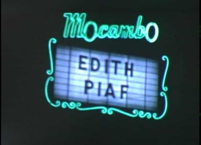 The Mocambo Had A Giant ... is listed (or ranked) 2 on the list The Most Over-The-Top Old Hollywood Party Pads