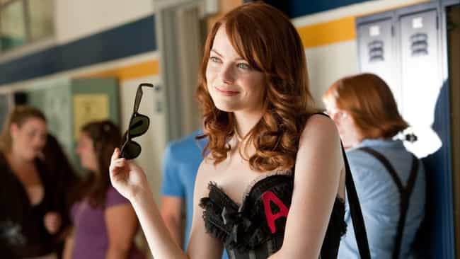 Promiscuity is listed (or ranked) 1 on the list There's A Rumor That These Are Easily The Best 'Easy A' Quotes