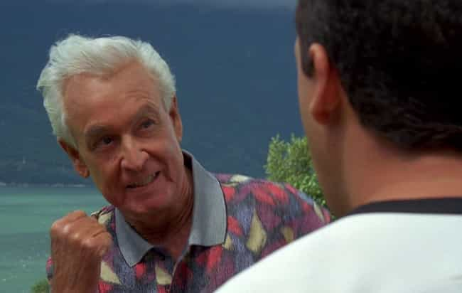 Bob Barker is listed (or ranked) 3 on the list The Best Quotes From 'Happy Gilmore' Are A Hole In One