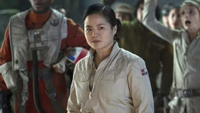 Rose Tico Has A Bigger R... is listed (or ranked) 2 on the list How 'Star Wars: Episode IX' Would Have Been Different If Colin Trevorrow Hadn't Been Fired
