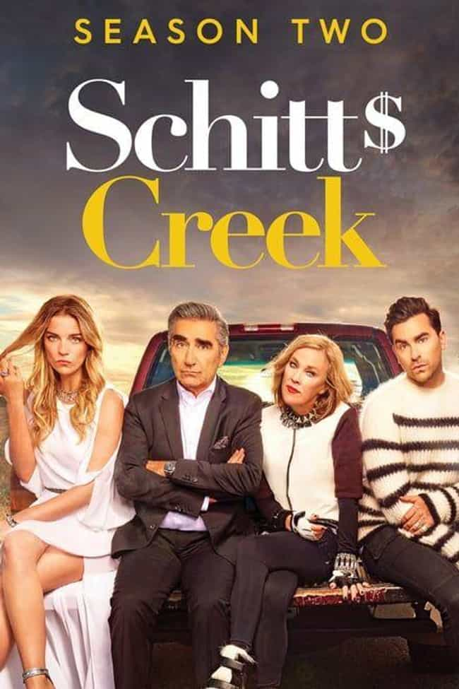 Schitt's Creek - Season ... is listed (or ranked) 1 on the list Ranking the Best Seasons Of 'Schitt's Creek'