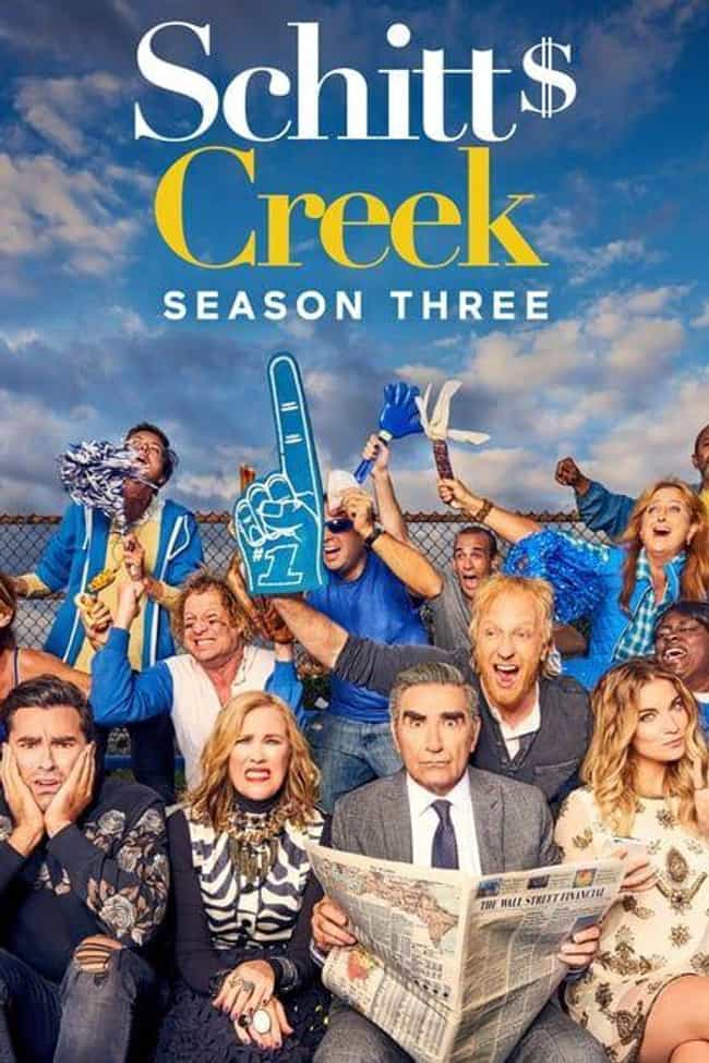 Schitt's Creek - Season ... is listed (or ranked) 3 on the list Ranking the Best Seasons Of 'Schitt's Creek'