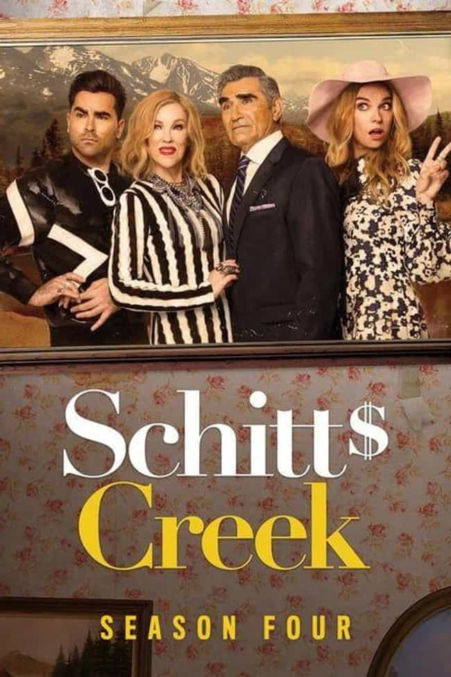 Schitt's Creek - Season ... is listed (or ranked) 2 on the list Ranking the Best Seasons Of 'Schitt's Creek'