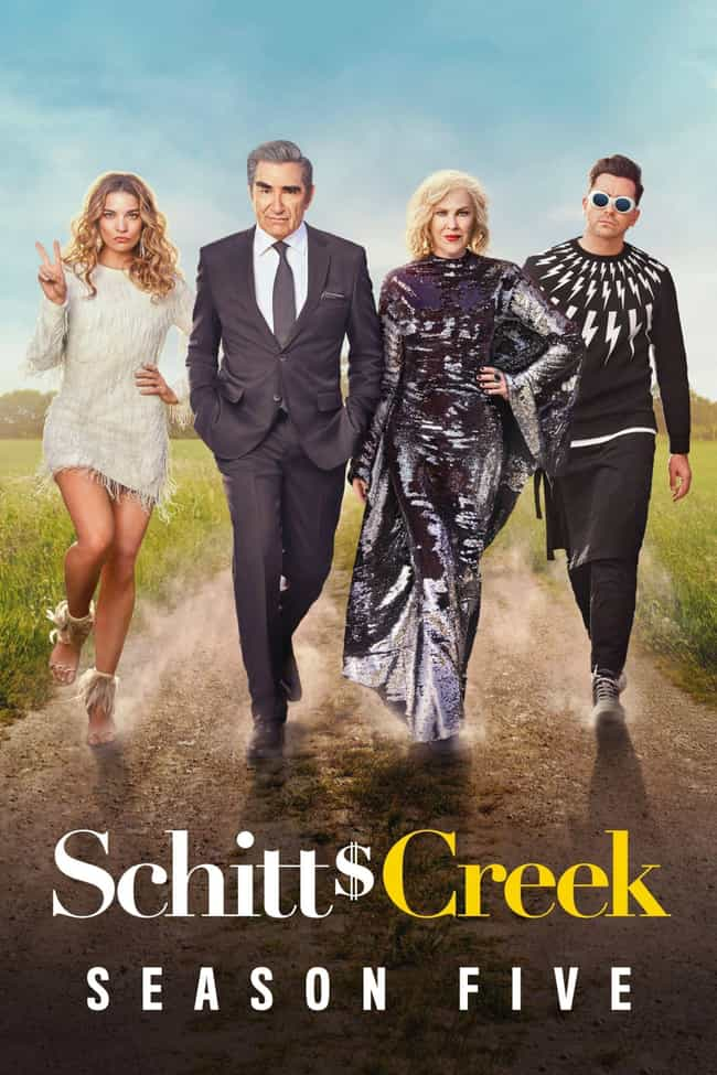 Schitt's Creek - Season ... is listed (or ranked) 4 on the list Ranking the Best Seasons Of 'Schitt's Creek'