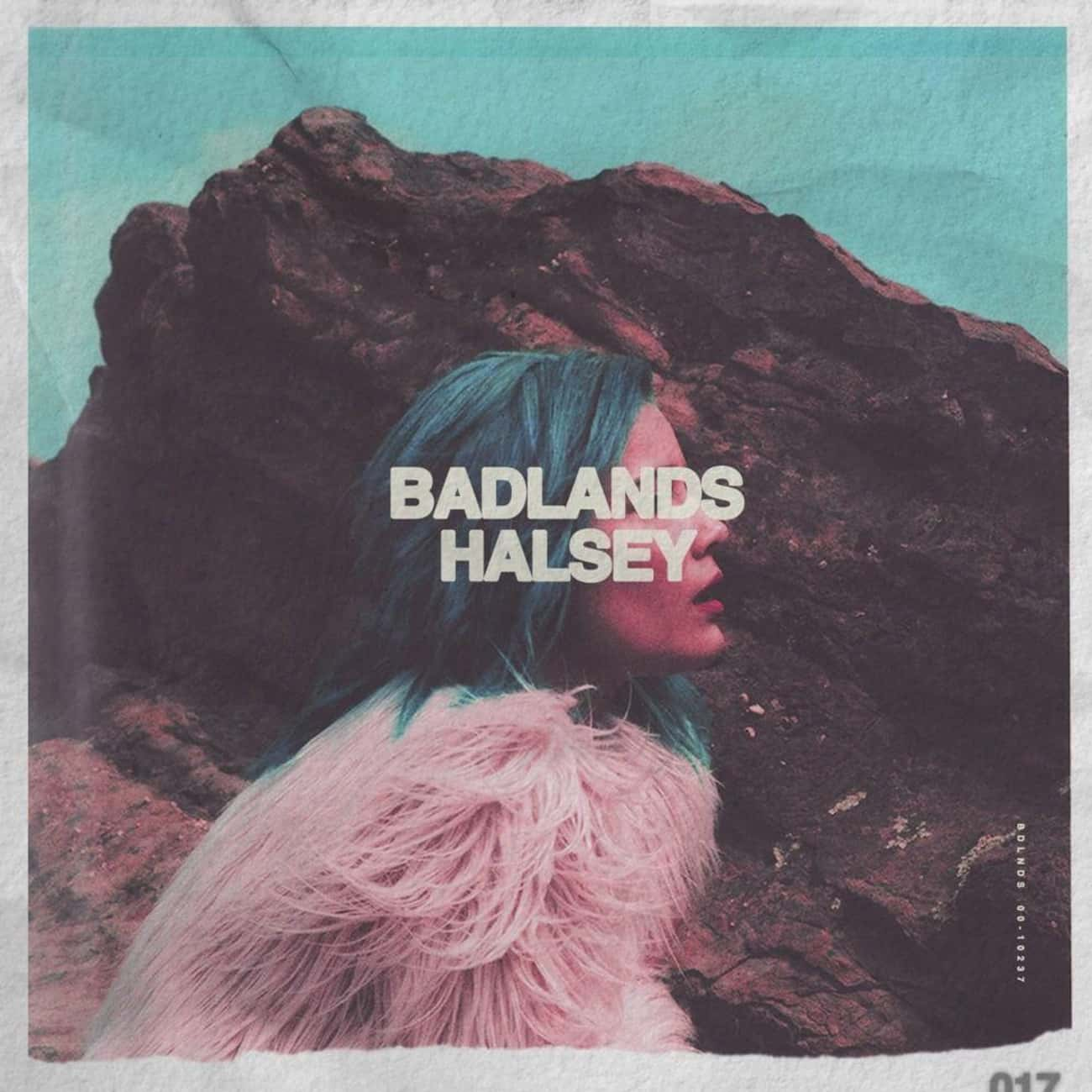 Badlands is listed (or ranked) 1 on the list Every Halsey Album, Ranked
