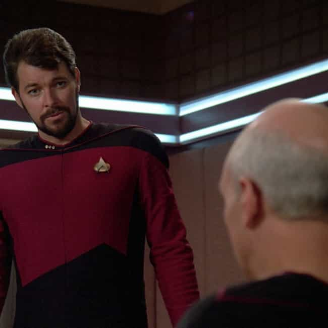 To Riker In 'The Royale'... is listed (or ranked) 7 on the list Every Time Picard Said 'Make It So,' Ranked By How Well They Made It So