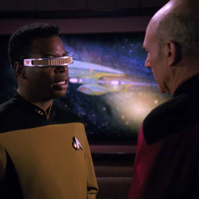 To La Forge In 'Hollow P... is listed (or ranked) 4 on the list Every Time Picard Said 'Make It So,' Ranked By How Well They Made It So