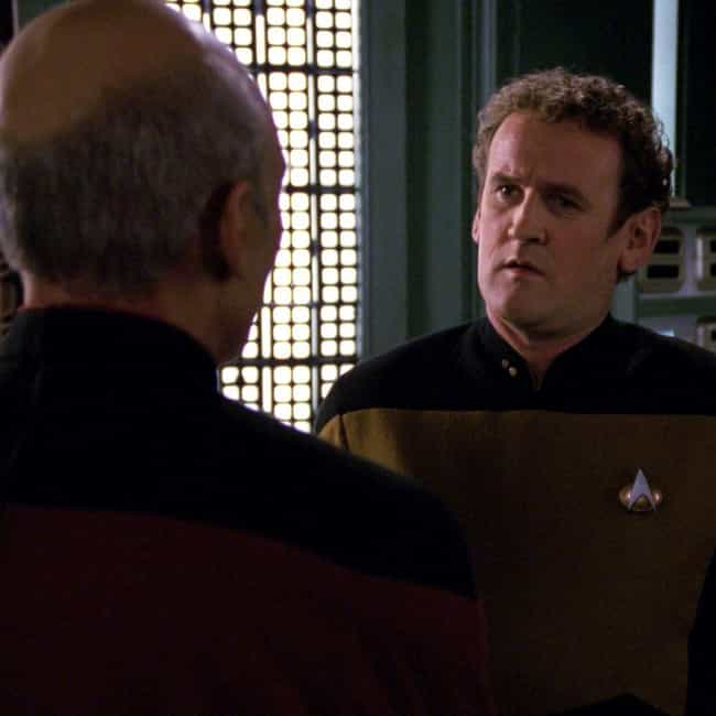To O'Brien In 'The Wound... is listed (or ranked) 6 on the list Every Time Picard Said 'Make It So,' Ranked By How Well They Made It So