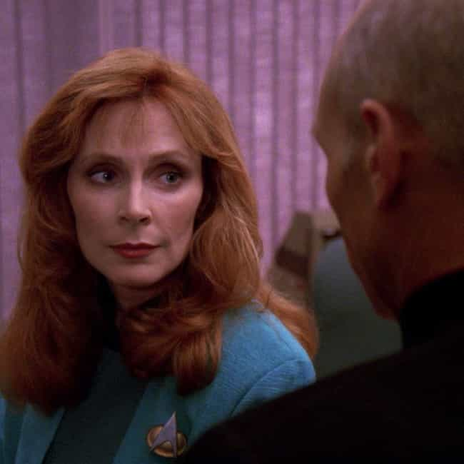 To Dr. Crusher In 'Ethic... is listed (or ranked) 8 on the list Every Time Picard Said 'Make It So,' Ranked By How Well They Made It So