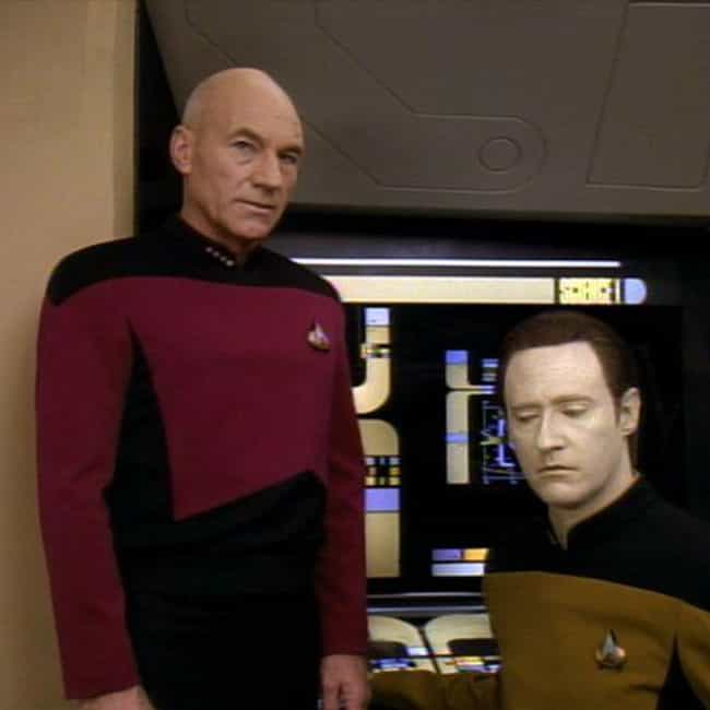 To Data In 'The Pegasus'... is listed (or ranked) 1 on the list Every Time Picard Said 'Make It So,' Ranked By How Well They Made It So