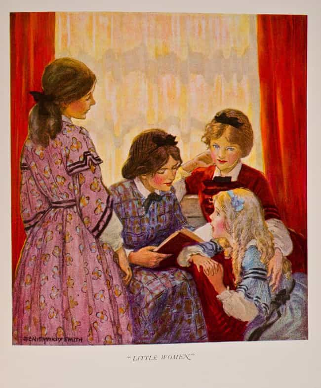 Alcott's Family Was Even... is listed (or ranked) 3 on the list How Louisa May Alcott's Real Life Inspired 'Little Women'