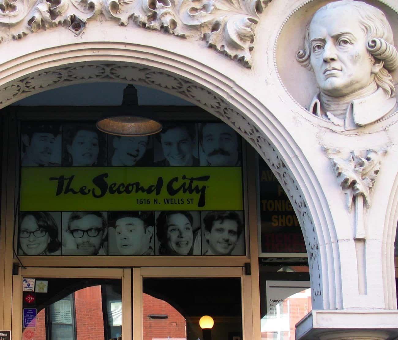 Odenkirk Returned To Chicago's Second City Theater In 1990 When Chris Farley And Tim Meadows Were Performing There