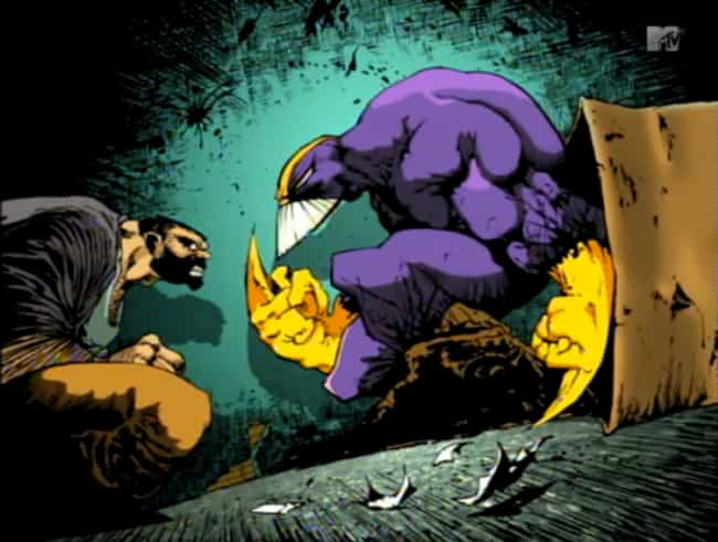 The Maxx is listed (or ranked) 3 on the list Super-Ambitious Failed '90s Shows That Were Light Years Ahead Of Their Time