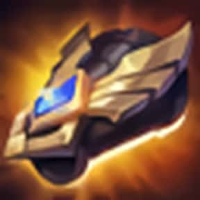 Crystalline Bracer is listed (or ranked) 1 on the list The Best Advanced Items In 'League of Legends'