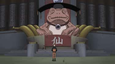 Gamamaru - 'Naruto' is listed (or ranked) 2 on the list 13 Anime Characters Who Can See Into The Future