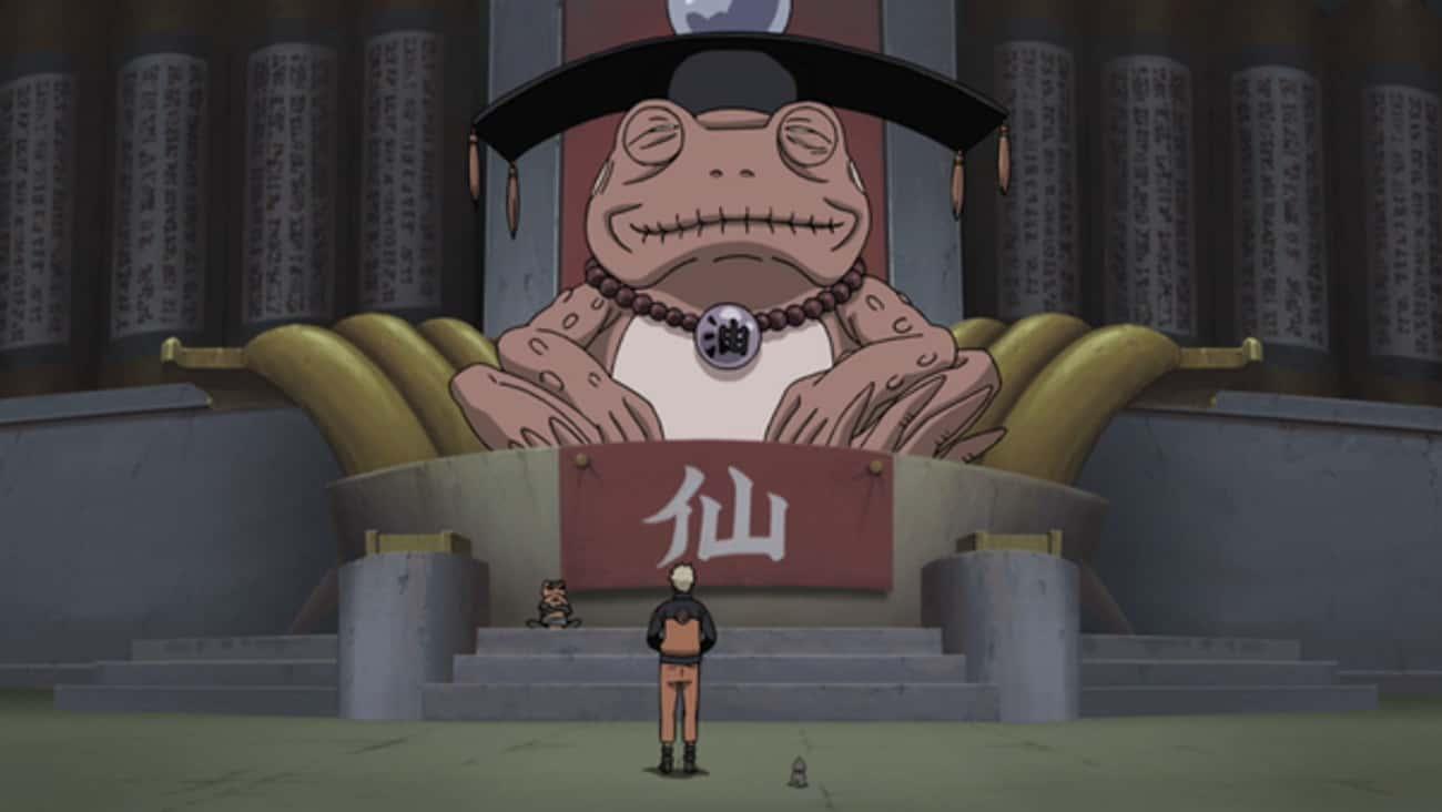 Gamamaru - 'Naruto'