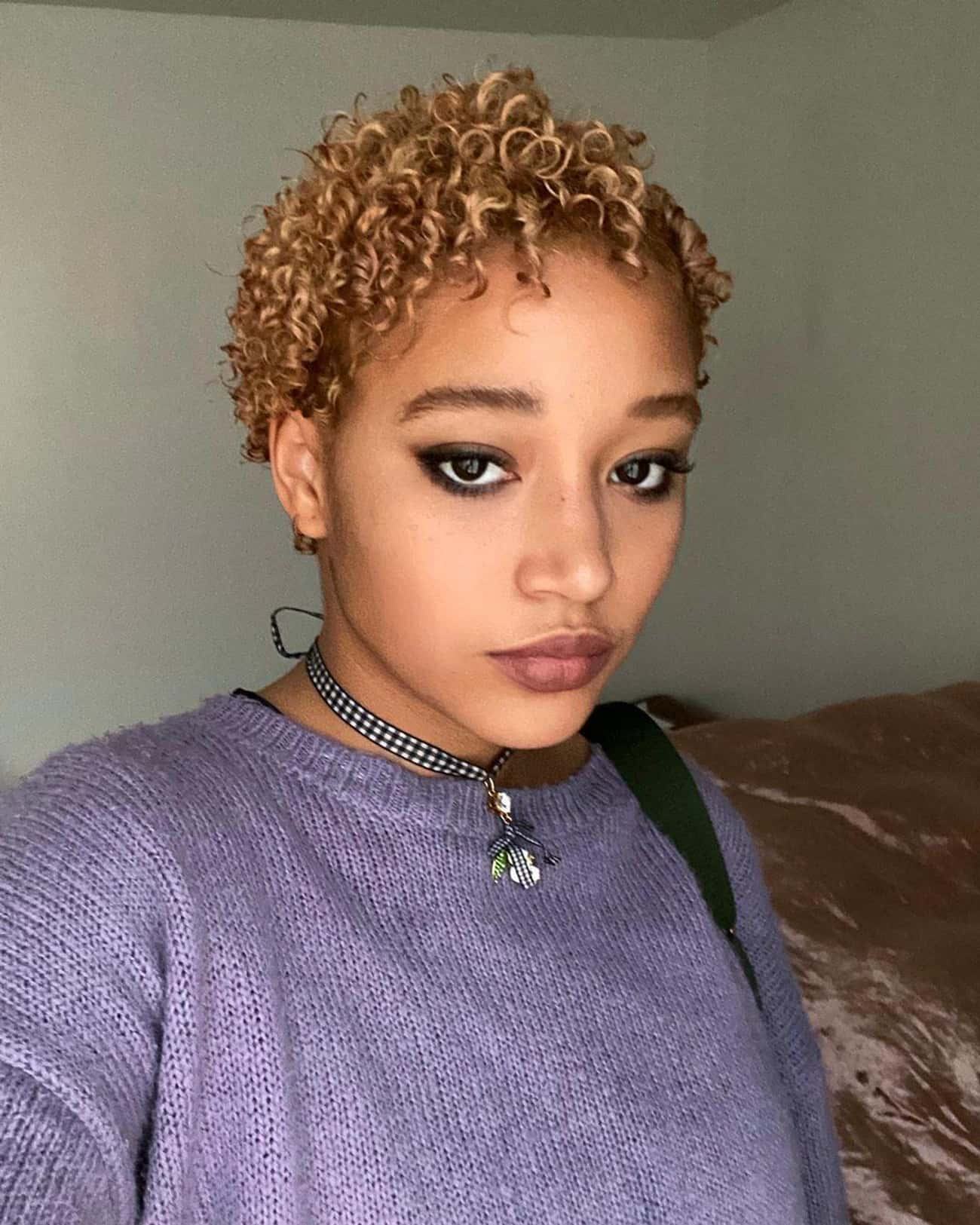 Read More About Amandla Stenbe is listed (or ranked) 3 on the list The Full Amandla Stenberg Dating History