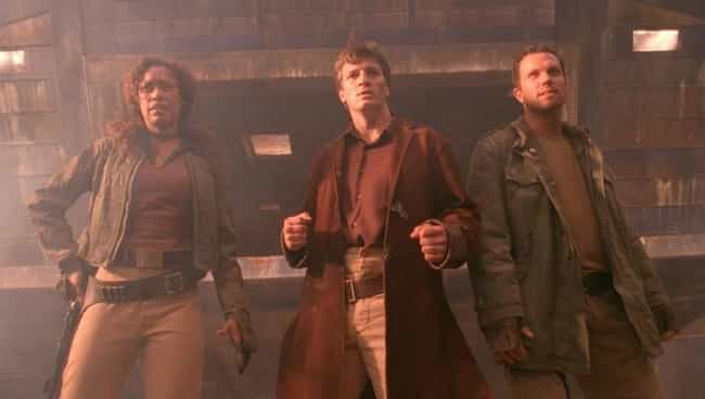 It Made Nathan Fillion A... is listed (or ranked) 3 on the list How 'Firefly' Changed Science Fiction Fandom Forever