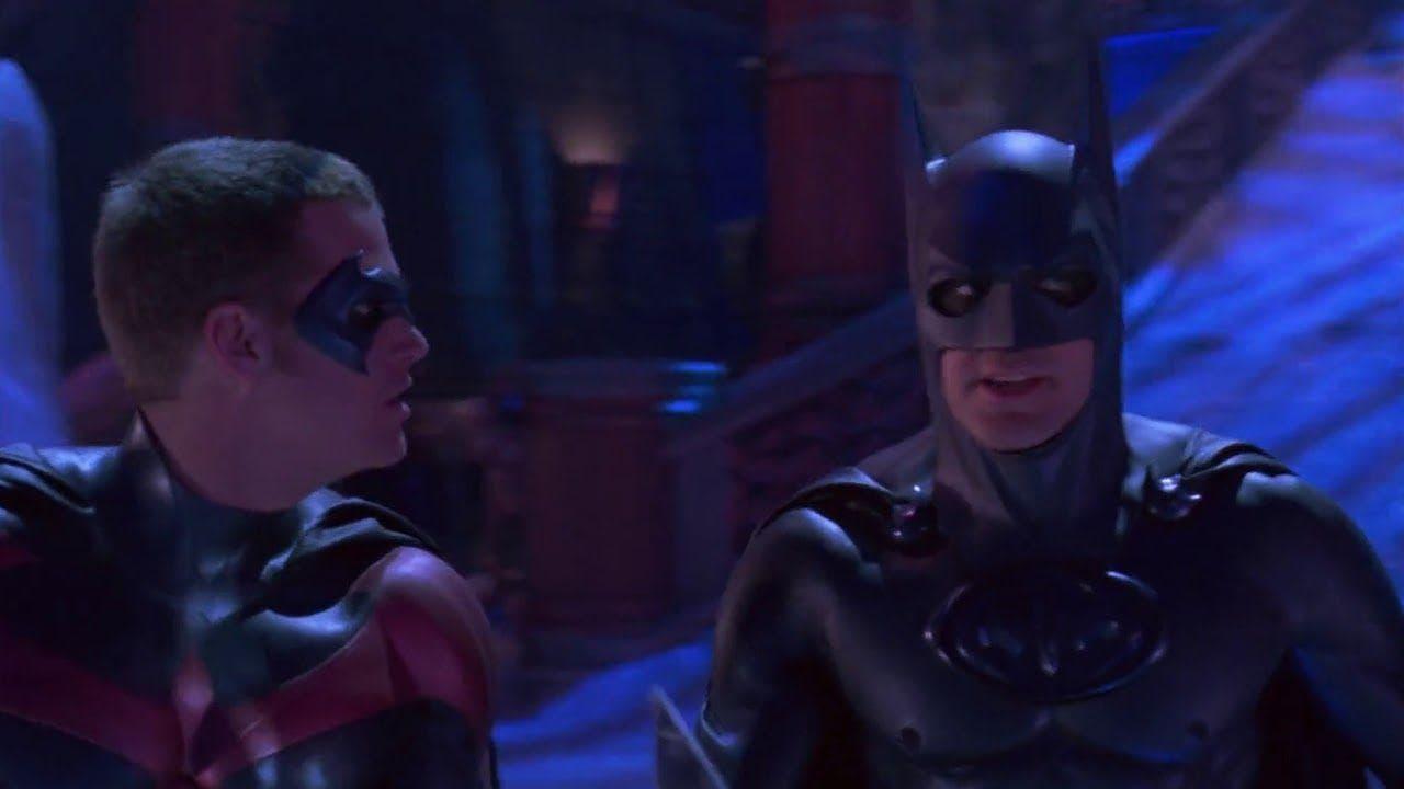 Random Best Quotes From 'Batman & Robin'
