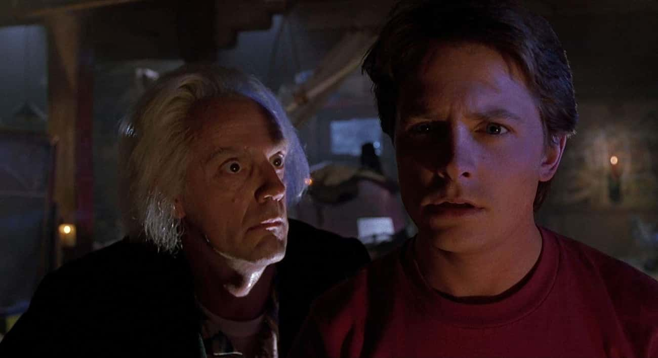 Hell is listed (or ranked) 4 on the list See The Future With These 'Back to the Future Part II' Quotes