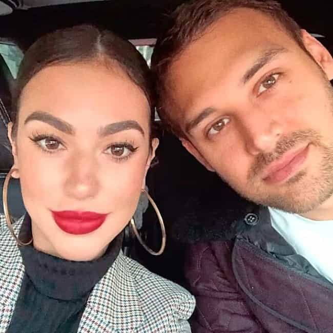 Chrysti Ane is listed (or ranked) 1 on the list The Two Women Who Stole Ryan Guzman's Heart