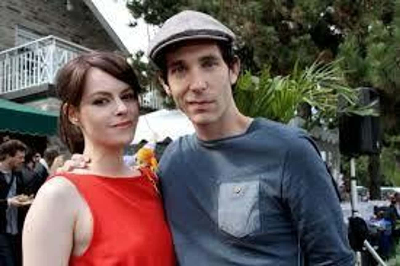 Matthew Smith is listed (or ranked) 2 on the list Every Celebrity Emily Hampshire Has Dated