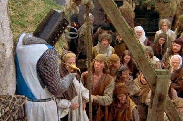 Random 'Monty Python and Holy Grail' Was Surprisingly Historically Accurat