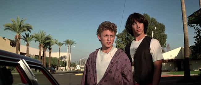 Circle-K is listed (or ranked) 1 on the list The Funniest 'Bill & Ted's Excellent Adventure' Quotes