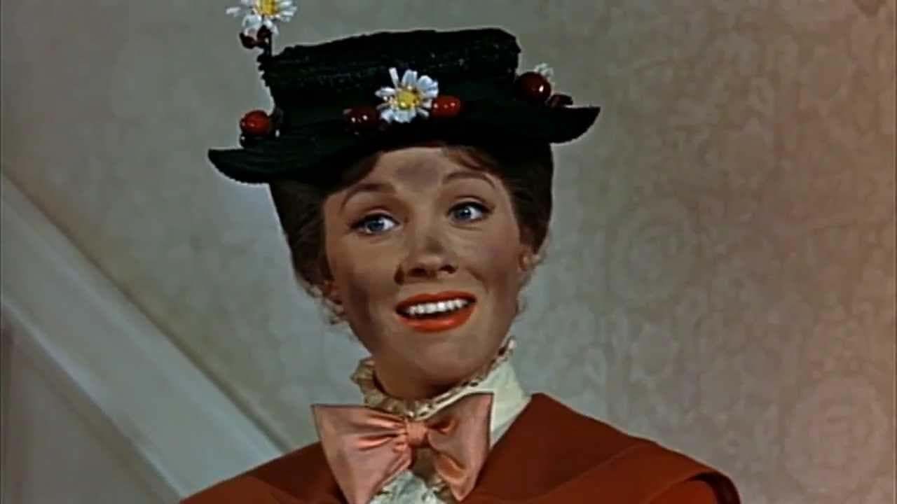Random Best 'Mary Poppins' Quotes Are Like A Spoonful of Suga