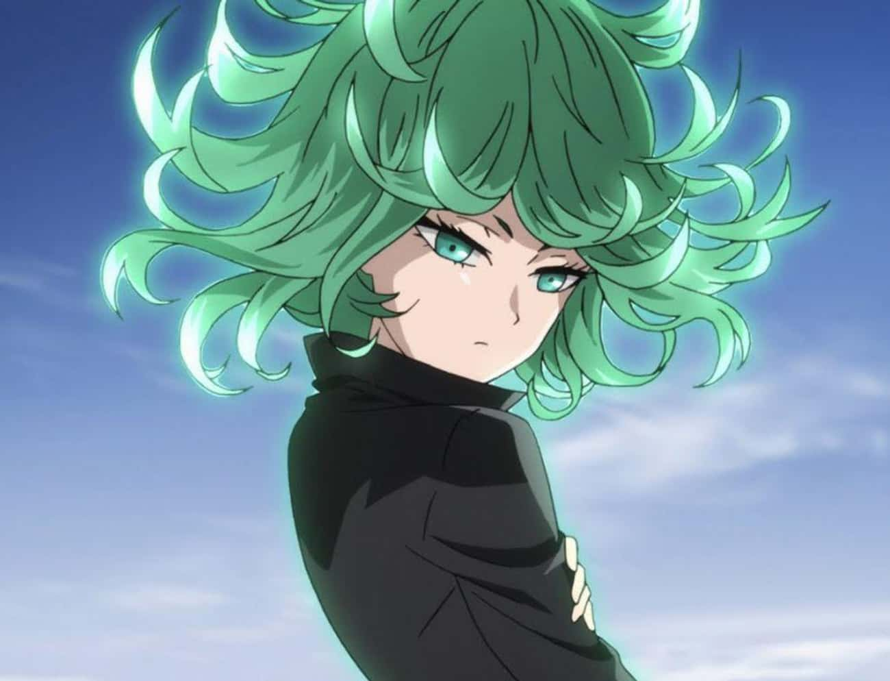 Tatsumaki - 'One Punch Man'