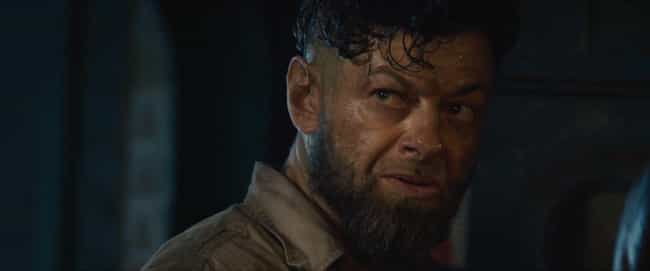 Ulysses Klaue is listed (or ranked) 3 on the list The Dirtiest Characters In The MCU