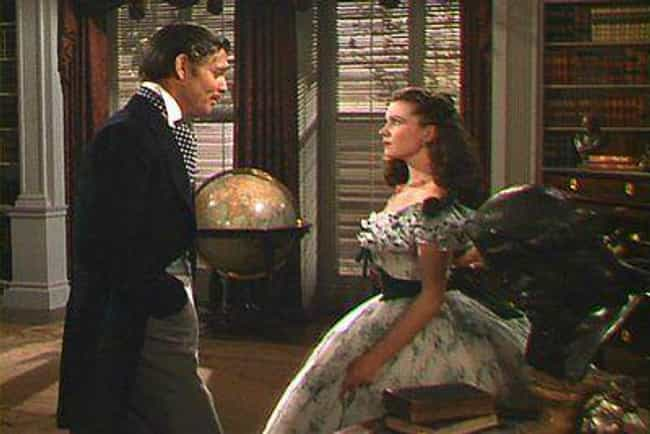 You Are No Gentleman is listed (or ranked) 3 on the list The Most Memorable 'Gone with the Wind' Quotes