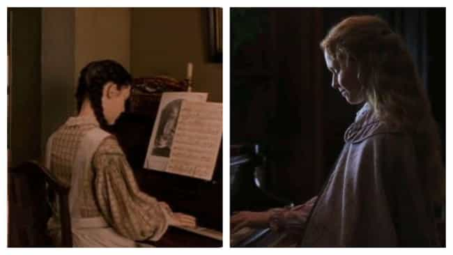 Beth Receives Her Piano ... is listed (or ranked) 2 on the list How Greta Gerwig's 'Little Women' Handled Important Moments Compared To The 1994 Film And The Novel
