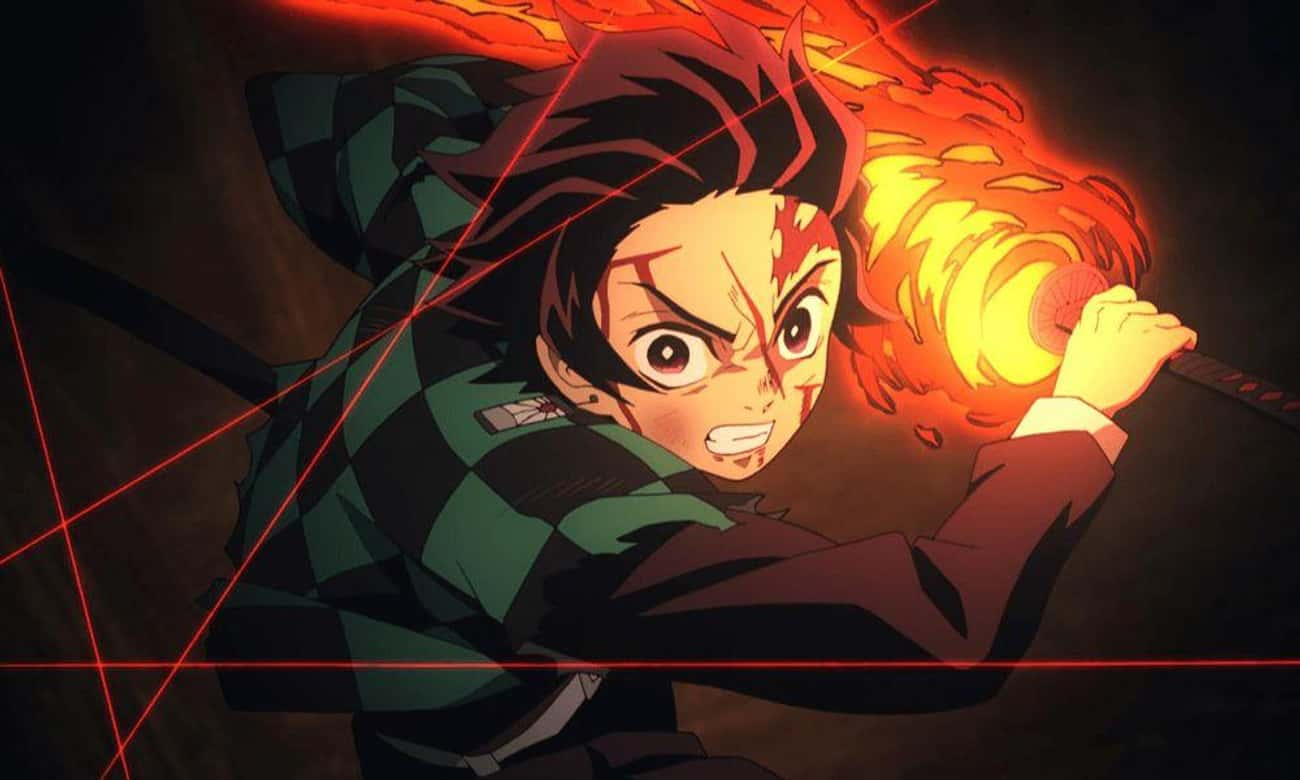 Demon Slayer is listed (or ranked) 3 on the list The 16 Best Fight Choreography In Anime, Ranked