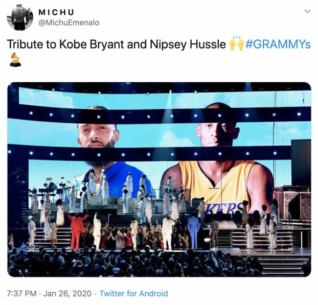 The Alicia Keys And Boyz... is listed (or ranked) 4 on the list 24 Touching Tributes To Kobe Bryant From Across The World