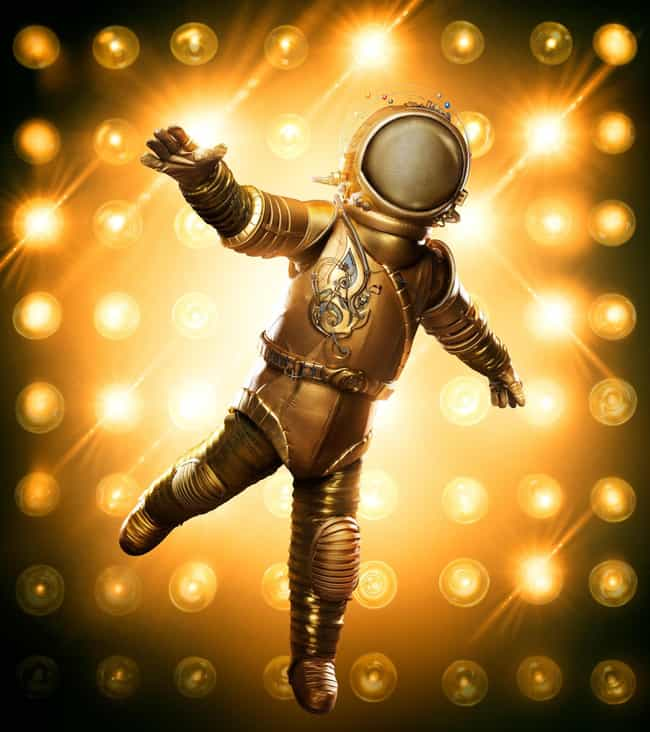 Astronaut is listed (or ranked) 1 on the list Who Are All The Masked Singers In Season 3?