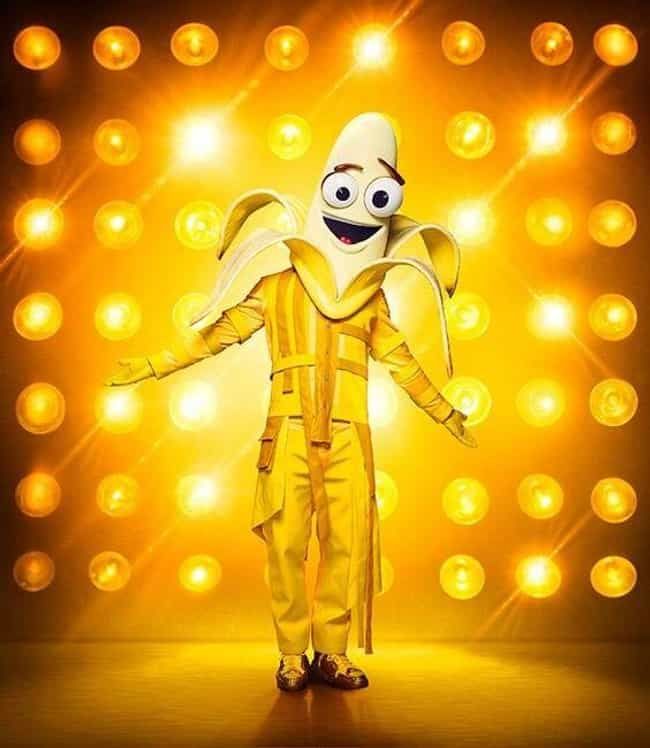 Banana is listed (or ranked) 2 on the list Who Are All The Masked Singers In Season 3?